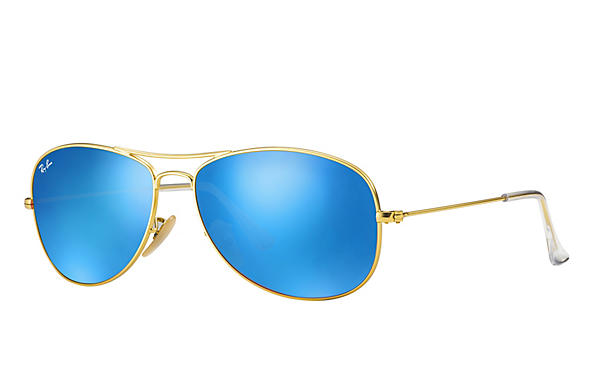 Ray-Ban 0RB3362-COCKPIT Oro ROX_FRAME