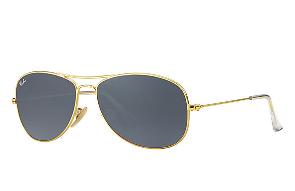 Ray-Ban  prescription sunglasses RB3362 UNISEX P021 cockpit gold RX_8053672251111?roxLensPartNumber=Blue_Gray_Classic_SV