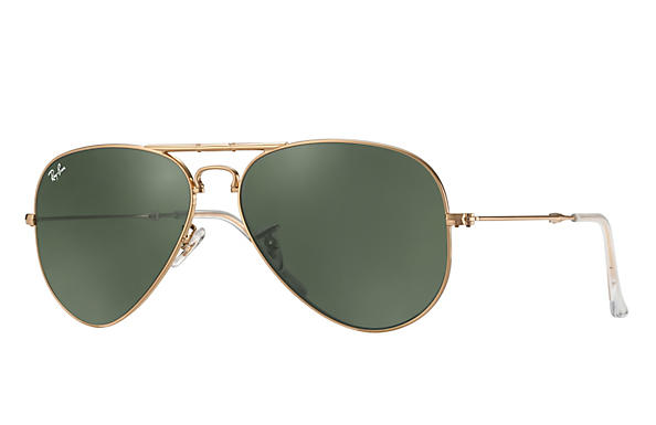 Ray-Ban 0RB3479-AVIATOR FOLDING Gold ROX_FRAME