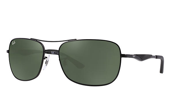 Ray-Ban 0RB3515-RB3515 Black ROX_FRAME