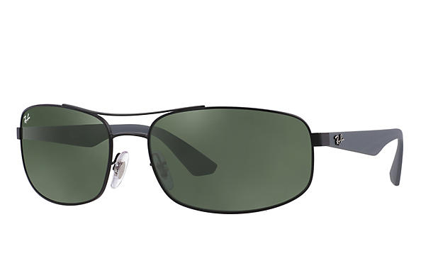 Ray-Ban 0RB3527-RB3527 Black; Grey ROX_FRAME