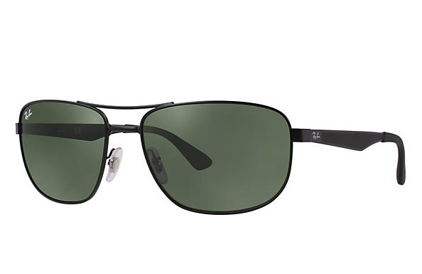 Ray-Ban 0RB3528-RB3528 Black ROX_FRAME