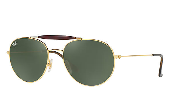 Ray-Ban 0RB3540-RB3540 Gold ROX_FRAME