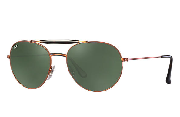 Ray-Ban 0RB3540-RB3540 Bronze-Copper ROX_FRAME