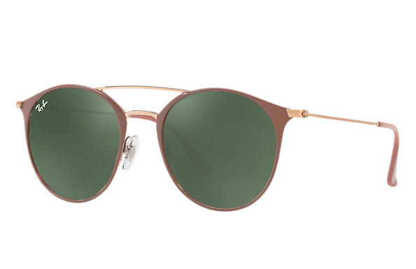 Ray-Ban 0RB3546-RB3546 Light Brown,Bronze-Copper; Bronze-Copper ROX_FRAME