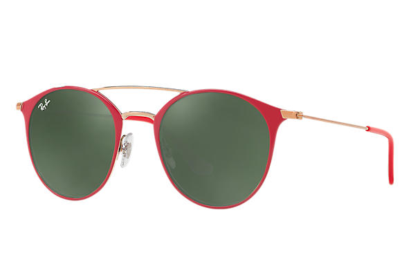 Ray-Ban 0RB3546-RB3546 Red,Bronze-Copper; Bronze-Copper ROX_FRAME
