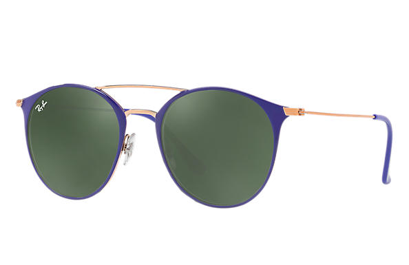 Ray-Ban 0RB3546-RB3546 Violet,Bronze-Copper; Bronze-Copper ROX_FRAME