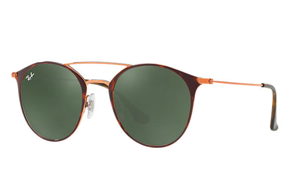 Ray-Ban 0RB3546-RB3546 Tortoise,Bronze-Copper; Bronze-Copper ROX_FRAME