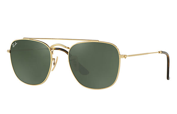 Ray-Ban 0RB3557-RB3557 Gold ROX_FRAME