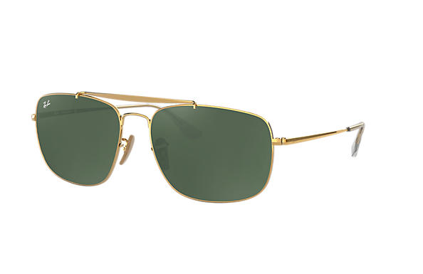 Ray-Ban 0RB3560-COLONEL Gold ROX_FRAME