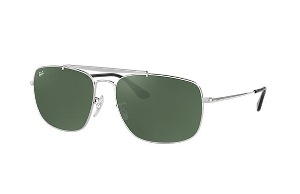 Ray-Ban 0RB3560-COLONEL Silver ROX_FRAME
