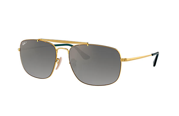Ray-Ban 0RB3560-COLONEL Tortoise,Gold; Gold ROX_FRAME