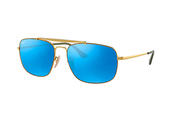 Ray-Ban 0RB3560-COLONEL Havana,Gold; Gold ROX_FRAME
