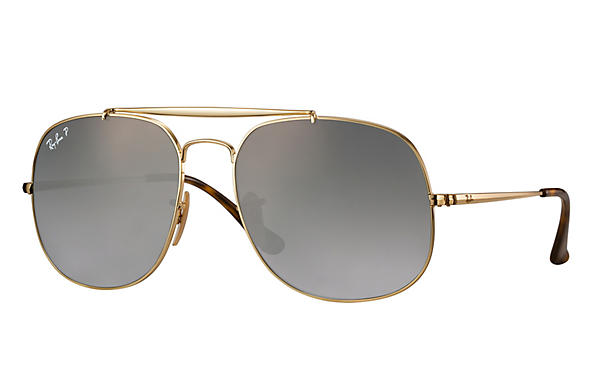Ray-Ban 0RB3561-GENERAL Gold ROX_FRAME