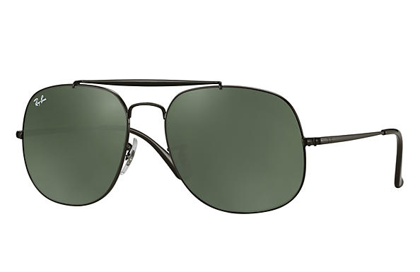 Ray-Ban 0RB3561-GENERAL Black ROX_FRAME