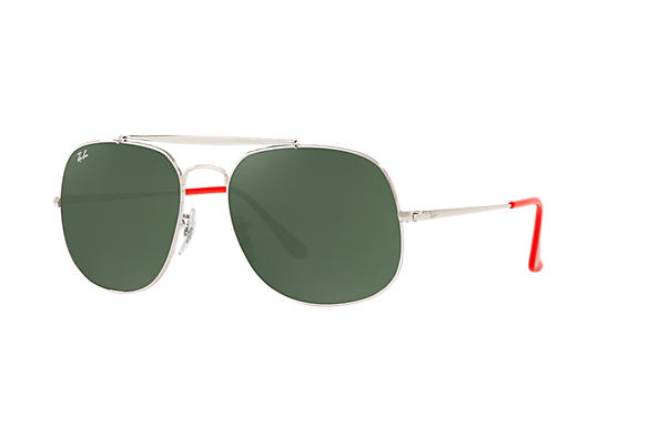 Ray-Ban 0RB3561-GENERAL POP Silver ROX_FRAME