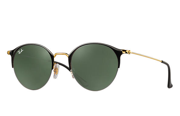 Ray-Ban 0RB3578-RB3578 Black; Gold ROX_FRAME
