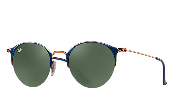 Ray-Ban 0RB3578-RB3578 Blue,Bronze-Copper; Bronze-Copper ROX_FRAME