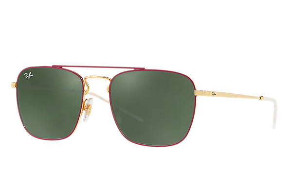 Ray-Ban 0RB3588-RB3588 Bordeaux,Gold; Gold ROX_FRAME