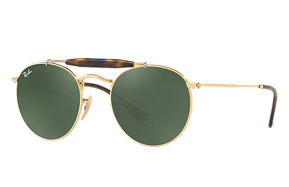 Ray-Ban 0RB3747-RB3747 Gold ROX_FRAME