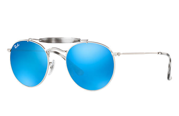 Ray-Ban 0RB3747-RB3747 Silber ROX_FRAME