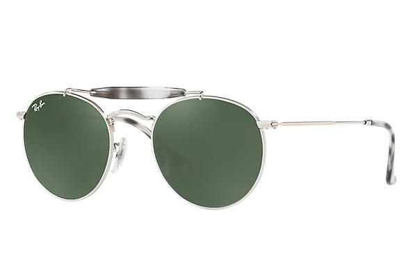 Ray-Ban 0RB3747-RB3747 Silver ROX_FRAME