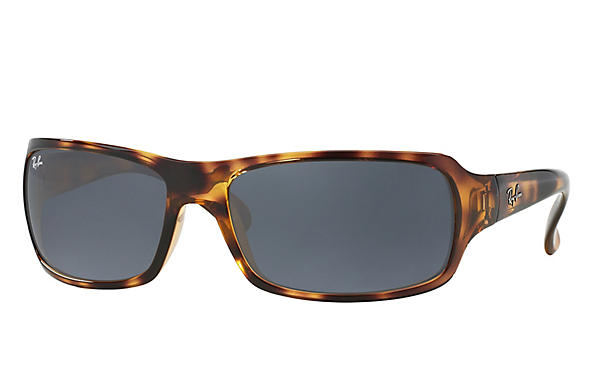 Ray-Ban  prescription sunglasses RB4075 FEMALE P001 rb4075 tortoise RX_805289097860?roxLensPartNumber=Blue_Gray_Classic_SV