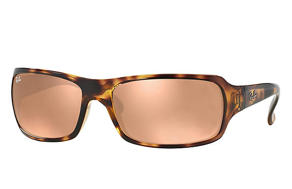 Ray-Ban  prescription sunglasses RB4075 FEMALE P001 rb4075 tortoise RX_805289097860?roxLensPartNumber=Copper_Flash_SV