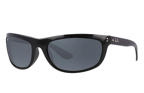 Ray-Ban  prescription sunglasses RB4089 MALE P004 balorama black RX_805289126089?roxLensPartNumber=Blue_Gray_Classic_SV
