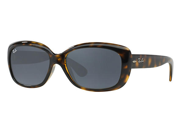 Ray-Ban  prescription sunglasses RB4101 FEMALE P010 jackie ohh tortoise RX_805289162438?roxLensPartNumber=Blue_Gray_Classic_SV