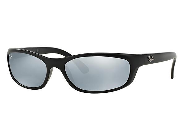 80452dfb83f0 Ray-Ban RB4115 Black - Nylon - Green Prescription Lenses ...