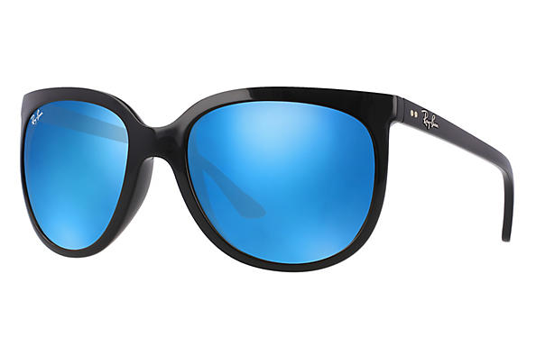 Ray-Ban 0RB4126-CATS 1000 Schwarz ROX_FRAME