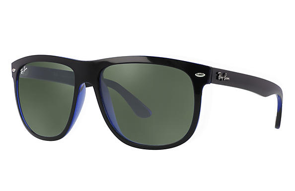 Ray-Ban 0RB4147-RB4147 Black,Transparent ROX_FRAME