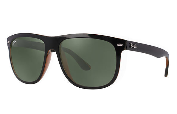 Ray-Ban 0RB4147-RB4147 Black,Brown ROX_FRAME