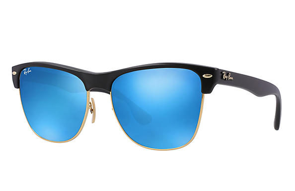 Ray-Ban 0RB4175-CLUBMASTER OVERSIZED Schwarz ROX_FRAME