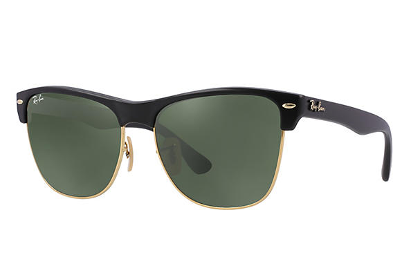 Ray-Ban 0RB4175-CLUBMASTER OVERSIZED Black ROX_FRAME