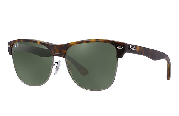 Ray-Ban 0RB4175-CLUBMASTER OVERSIZED Tortoise ROX_FRAME