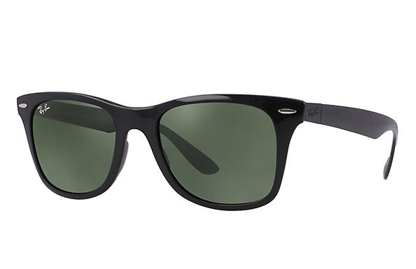 Ray-Ban 0RB4195-WAYFARER LITEFORCE Black ROX_FRAME