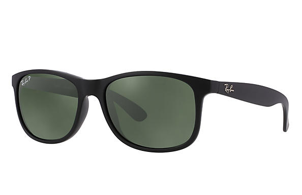 Ray-Ban ANDY Schwarz
