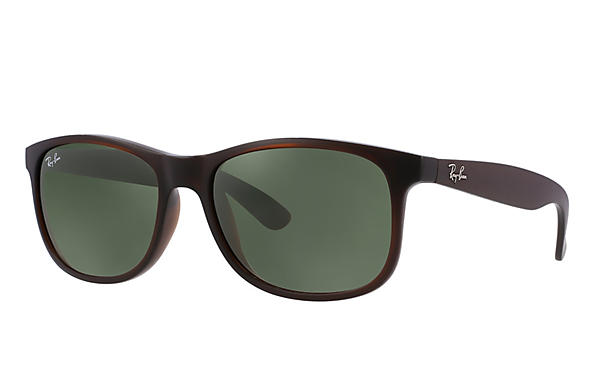 Ray-Ban 0RB4202-ANDY Brown ROX_FRAME