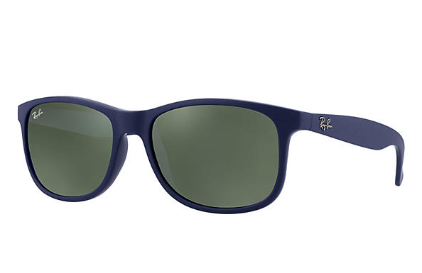 Ray-Ban 0RB4202-ANDY Blue ROX_FRAME