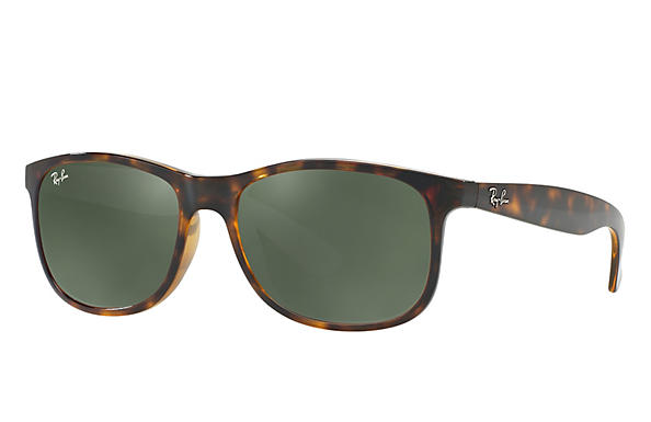 Ray-Ban 0RB4202-ANDY Tortoise ROX_FRAME