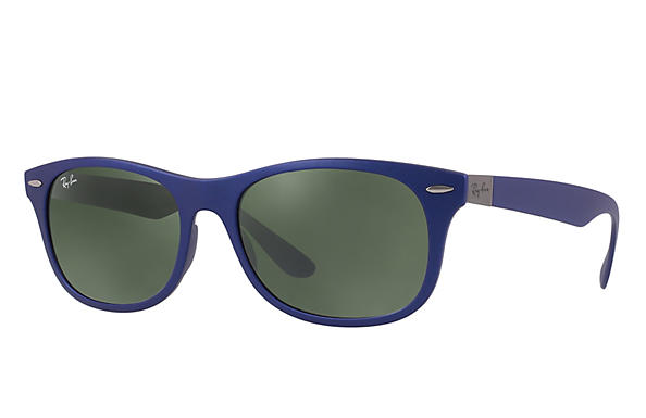 Ray-Ban 0RB4207-NEW WAYFARER LITEFORCE Blue ROX_FRAME