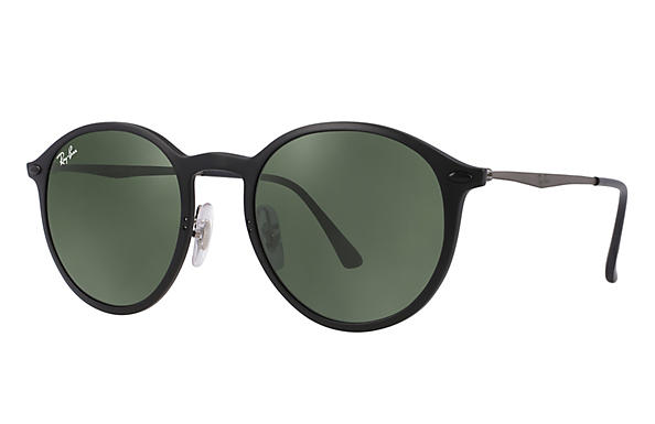 Ray-Ban 0RB4224-ROUND LIGHT RAY Black ROX_FRAME