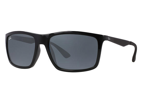 Ray-Ban  prescription sunglasses RB4228 MALE P004 rb4228 black RX_8053672406023?roxLensPartNumber=Blue_Gray_Classic_SV