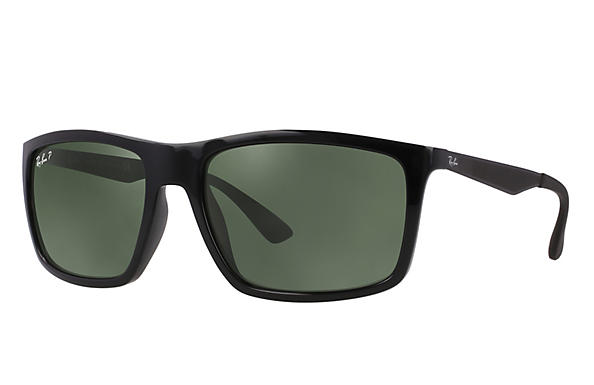 Ray-Ban  prescription sunglasses RB4228 MALE P004 rb4228 black RX_8053672406023?roxLensPartNumber=Green_Classic_G 15_Polar_SV