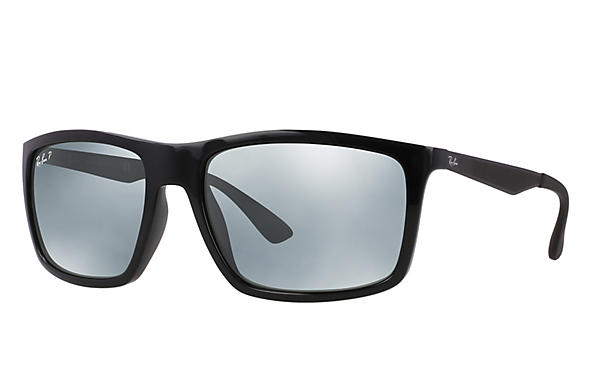 Ray-Ban  prescription sunglasses RB4228 MALE P004 rb4228 black RX_8053672406023?roxLensPartNumber=Silver_Flash_Polar_SV