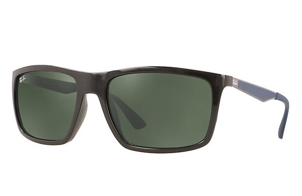 Ray-Ban 0RB4228-RB4228 Grey; Gunmetal,Blue ROX_FRAME