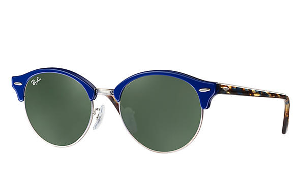 Ray-Ban 0RB4246-CLUBROUND Blue ROX_FRAME