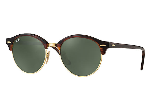 Ray-Ban 0RB4246-CLUBROUND Tortoise ROX_FRAME
